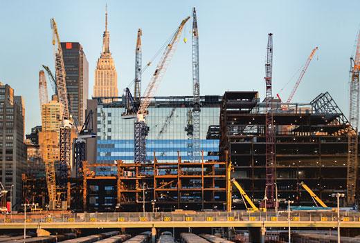 Construction Rental Market