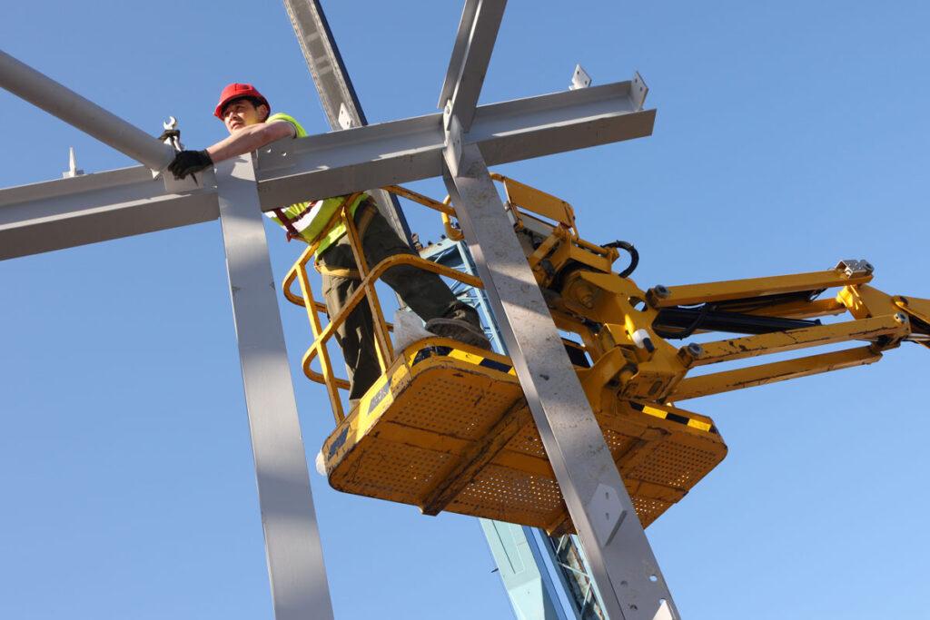 Steel Erection Construction